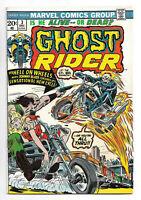 Ghost Rider vol. 1 # 3 Marvel Comics 1973 Jim Mooney art / Hell Cycle!