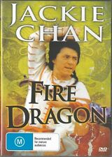 FIRE DRAGON -JACKIE CHAN - NEW & SEALED DVD