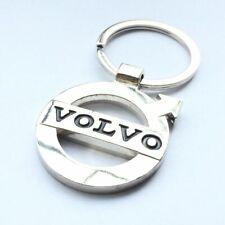 VOLVO S90 CAR KEYRING KEY CHAIN RING FOB CHROME METAL NEW