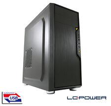 LC-Power - ATX-Gehäuse - 7018B - 2x USB 3.0, 1x USB 2.0, 1x 120mm-Lüfter
