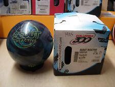 11#5 oz NIB 2013 Columbia EBO/KY Scout/R Teal/Silver Scout Reactive Bowling Bal