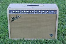 BLONDE LIMITED EDITION! Fender DELUXE VM Vintage Modified GUITAR AMPLIFIER #E467