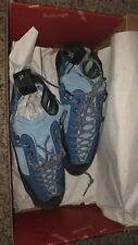 Scarpa Techno Lady Arctic Climbing Shoes. Active Style. Genuine suede and rubber