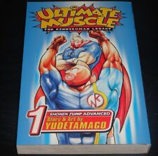 ULTIMATE MUSCLE Vol.1 Book Manga Comic Graphic Novel