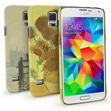 Fundas y carcasas Para Samsung Galaxy S5 estampado para teléfonos móviles y PDAs Samsung