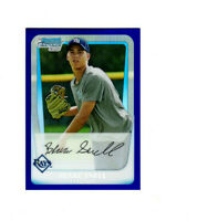 2011 Bowman Chrome Draft Blake Snell Purple REFRACTOR RC! TB RAYS CY YOUNG!
