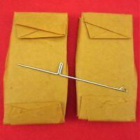 Neu 200 Nadeln für Brother Strickmaschinen KR587 - KR850 KnittingMachine Needles