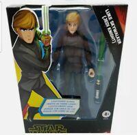 Star Wars Galaxy of Adventures Luke Skywalker Jedi Knight Figure New (01)