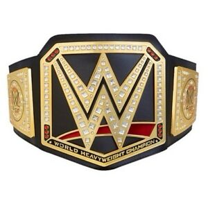 WWE World Heavyweight Championship Toy Title Replica Belt Kids Adults Official