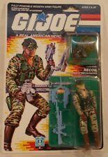GI Joe ARAH Vintage 1989 Recoil Long Range Recon Patrol By Hasbro (MOC)