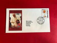 GUINEA-BISSAU GUINEE 2005 FDC POPE JOHN PAUL II REMEMBRANCE