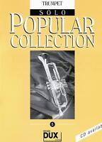 Trompete Noten : Popular Collection 5 (Solo) leichte Mittelstufe