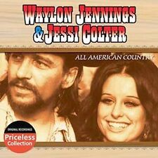 All American Country by Jessi Colter/Waylon Jennings (CD, Mar-2006, Collectable…
