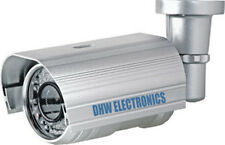 CCTV CCD 550TVL High Resolution Weatherproof (IP66 standard) 50M IR