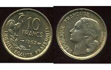 10 francs  GUIRAUD    1952 B   SUP