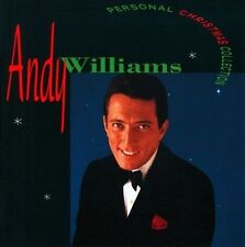 Personal Christmas Collection by Andy Williams (CD, **Cracked Case***