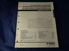 Yamaha RX-V530/430 RX-V530RDS HTR-5550 HTR-5550RDS DSP-AX530 Service Manual