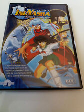 """DVD """"INUYASHA LA PELICULA LA BATALLA A TRAVES DEL TIEMPO"""" RUMIKO TAKAHASHI"""