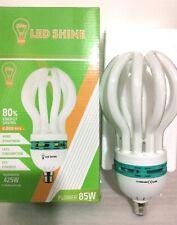 85W = 425 Flower Cool daylight  6500K CFL Lightbulb Lamp Energy Saver B22,£11.49