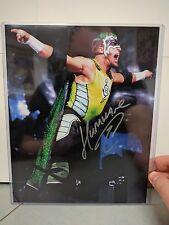 Hurricane Gregory Shane Helms Signed WWE 8x10 photo s17-61