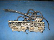 HONDA CBR 600 F4I CBR600F4i FI 2001 - 2006 THROTTLE BODIES FUEL INJECTORS