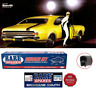 HOLDEN HK MONARO & GTS COUPE BODY RUBBER KIT WITH BLACK PINCHWELD