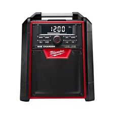 Milwaukee 2792-20 M18 Job Site Radio and Battery Charger w/ Bluetooth