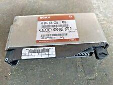 AUDI A6 C4 A4 Steuergerät -2,5 tdi Diesel VW 115 PS 140 PS - 4D0 907 379 D Bosch
