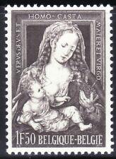 SELLOS NAVIDAD BELGICA 1969 1556  1v.
