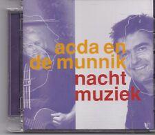 Acda En De Munnik-Nacht Muziek cd album