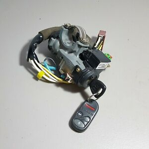 1998-2002 Honda Accord A/T Ignition Lock Cylinder Switch Assembly 1999 2000 2001