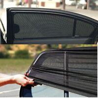 2x Universal Sun Shades Rear Side Seat Car Window Socks Baby Child Protection