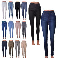 Topshop High Rise Jeans Women's Distressed