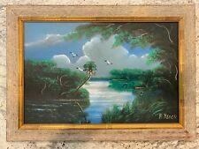Al Black Original Painting
