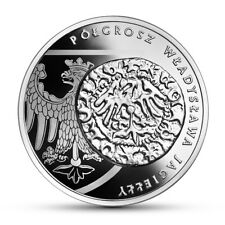 20 zl - History of Polish Coin – the half grosz of Ladislas Jagiello - 2015