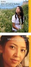 NEW 2-CD SET KANA Songs for Spiritual Healing + Love Songs John of God Brazil
