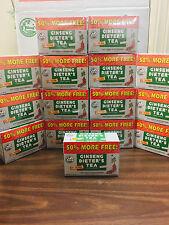 KINGS GINSENG DIET TEA ( 15 TEA BOXES) TOT 450 BAGS -TE