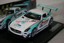 Carrera Digital 124 23837 Mercedes-Benz SLS AMG gt3 Petronas, N. 28