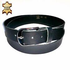 Belt Made of Real Leather Leather Belt Jeans Belt Belt Waiter Men's Women's