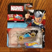 Thor - Marvel Action Feature Character Cars - Hot Wheels (2019)