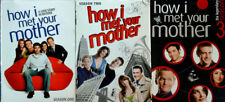 HOW I MET YOUR MOTHER - NEIL PATRICK HARRIS - SEASONS 1,2,3 - 9 DVD'S IN ALL