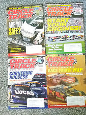 CIRCLE TRACK & Racing Technology magazines - 2005