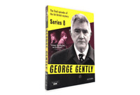 George Gently Season 8(DVD, 2018, 2-Disc Set)1-3 Working Day