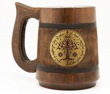 Lord Of The Rings Mug Gondor White Tree Arwen Evenstar Aragorn Lotr Inspired