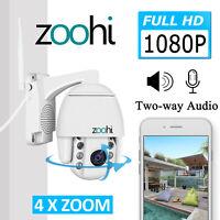 ANRAN 1080P WIFI IP Camera Pan/Tilt Wireless Smart Outdoor CCTV HD Home Security