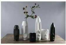 Nordic Minimalistic Vase Human Face Creative Display Room Decorative