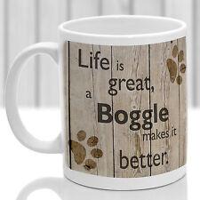 Boggle dog mug, Boggle dog gift, ideal present for dog lover
