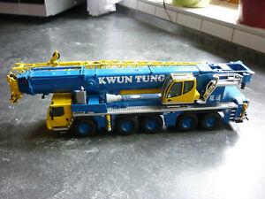 """Liebherr LTM 1250 5.1"""" Kwun Tung """" limmitiert 210 St. von NZG Maßstab 1:50"""