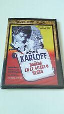 """DVD """"HORROR EN EL CUARTO NEGRO"""" PRECINTADO SEALED BORIS KARLOFF ROY WILLIAM NEIL"""