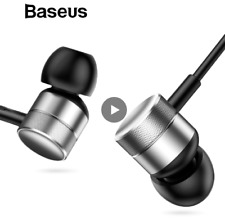 Baseus H04 Bass Sound Earphone In-Ear Sport Earphones with mic